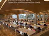 Universidad Complutense. New Law Library.